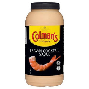 Colmans of Norwich Prawn Cocktail Sauce 2.25L