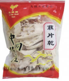 Lucky Fish Dried Lotus Root 200g