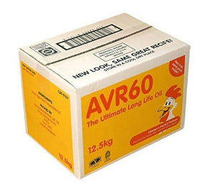 AVR60 All Vegetable Frying Fat 12.5kg