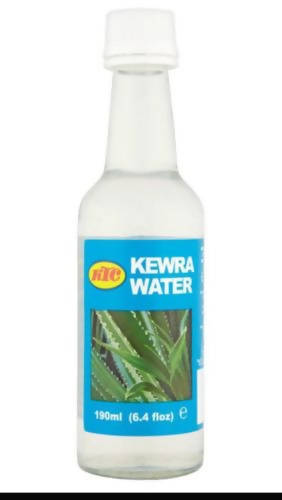 190ml Kewra Water Kewda, Pandanus, Indian Flavouring For Sweets, Deserts, Drinks