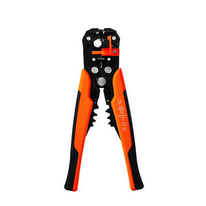 24-10AWG/ 0.2-6mm2 Automatic Wire Stripper Cable Cutter Multifunctional Wire Stripping Tool Crimping Pliers Cable Crimper Tool