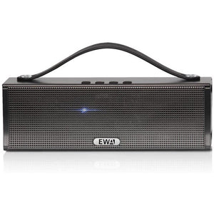 EWA D560 Bluetooth dj speakers,20W Drivers and Two Passive Subwoofers, High Power Big Sound and Bass Wireless Portable Speaker