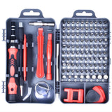 MayLiving Precision Screwdriver Set 115-in-1 Disassembly and Repair Tools For Xiaomi, Iphone, Huawei Phones