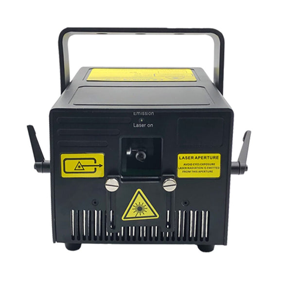 3W RGBdiode galvo  laser stage light DMX ILDA sound control 3000mW for disco party DJ lighting effect professional laser show