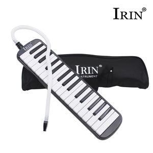 IRIN 32 Piano Keys Melodica Pianica Musical Instrument for Music Lovers Students Beginners Kids Gift with Carrying Bag