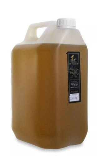5L Truffle Hunter Black Truffles Oil, Double Concentrate