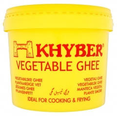 12.5kg Khyber Vegetable Ghee Indian Clarified Butter