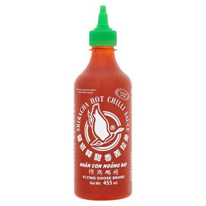 Sriracha Hot CHILLI Sauce by Flying Goose 525g 455ml