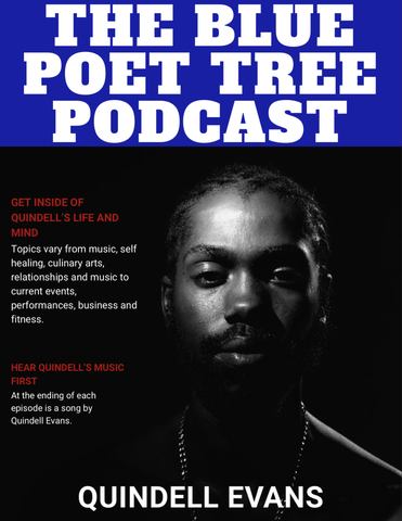 click here to listen to The Blue Poet Tree Podcast