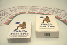 Load image into Gallery viewer, Pick-Up Poet Tree (Playing Card Game)
