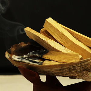 6Pcs Palo Santo Purification & Protection Sticks