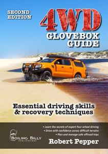 4WD Glovebox Guide Essential driving skills and recovery techniques