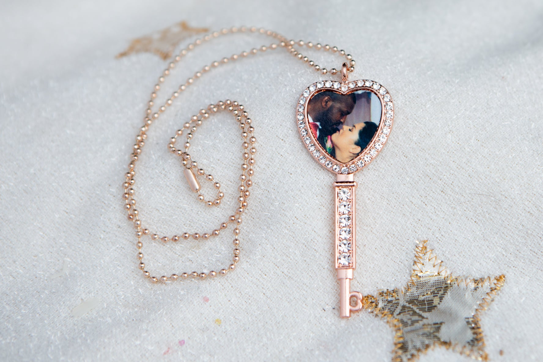 Key to the Heart Necklace
