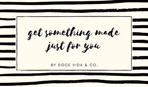 Doce Vida & Co. Gift Card