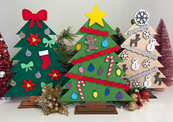 DIY Christmas Tree Decor Kit