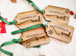 Heirloom Gift Tags