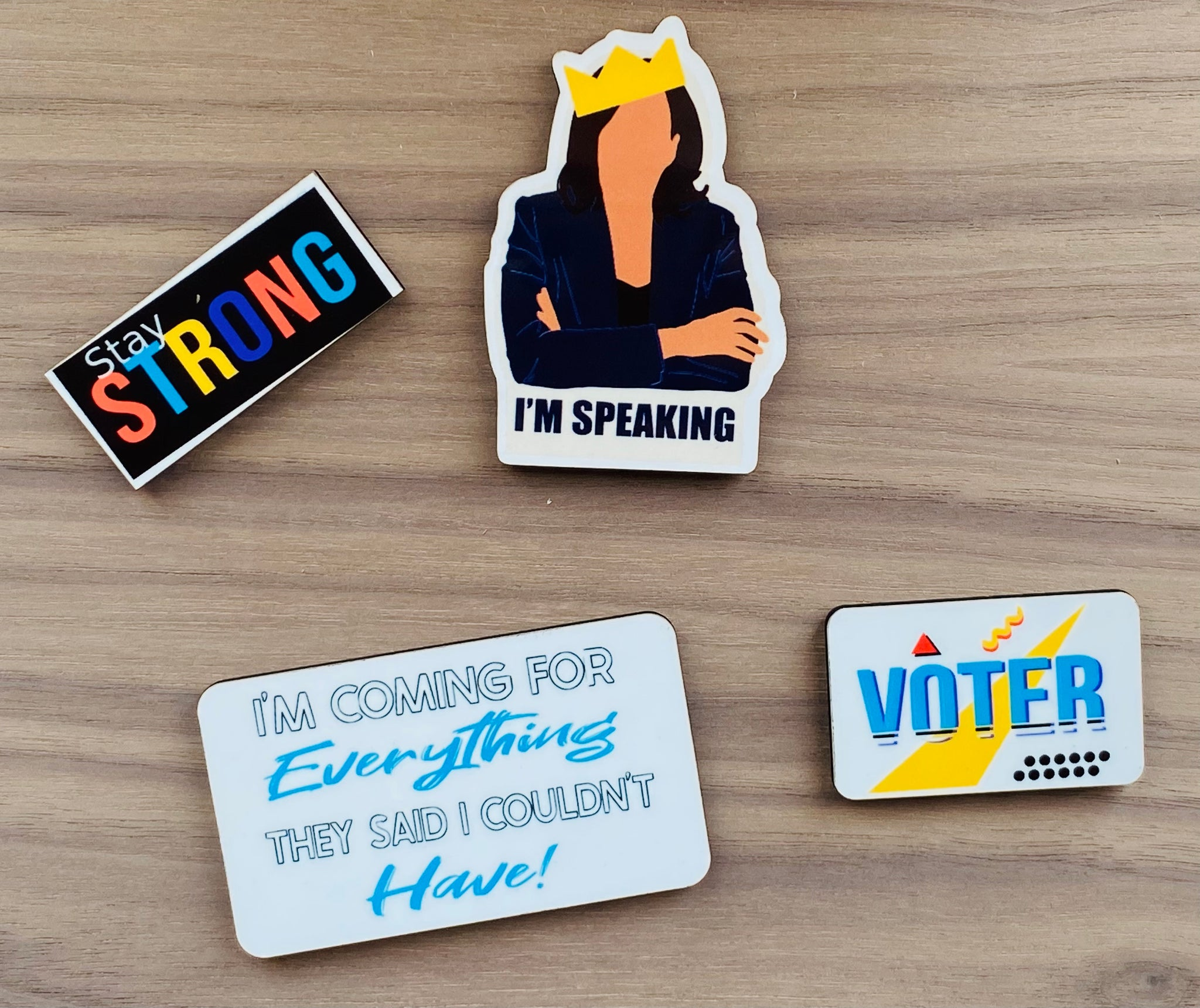 Kamala Harris VP Magnet Collection