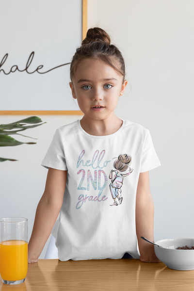 Girls Back to school T-Shirt