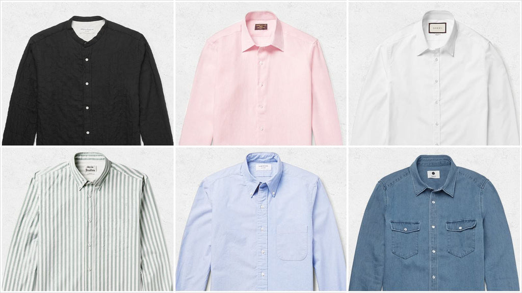 Six Shirts Every Man Needs