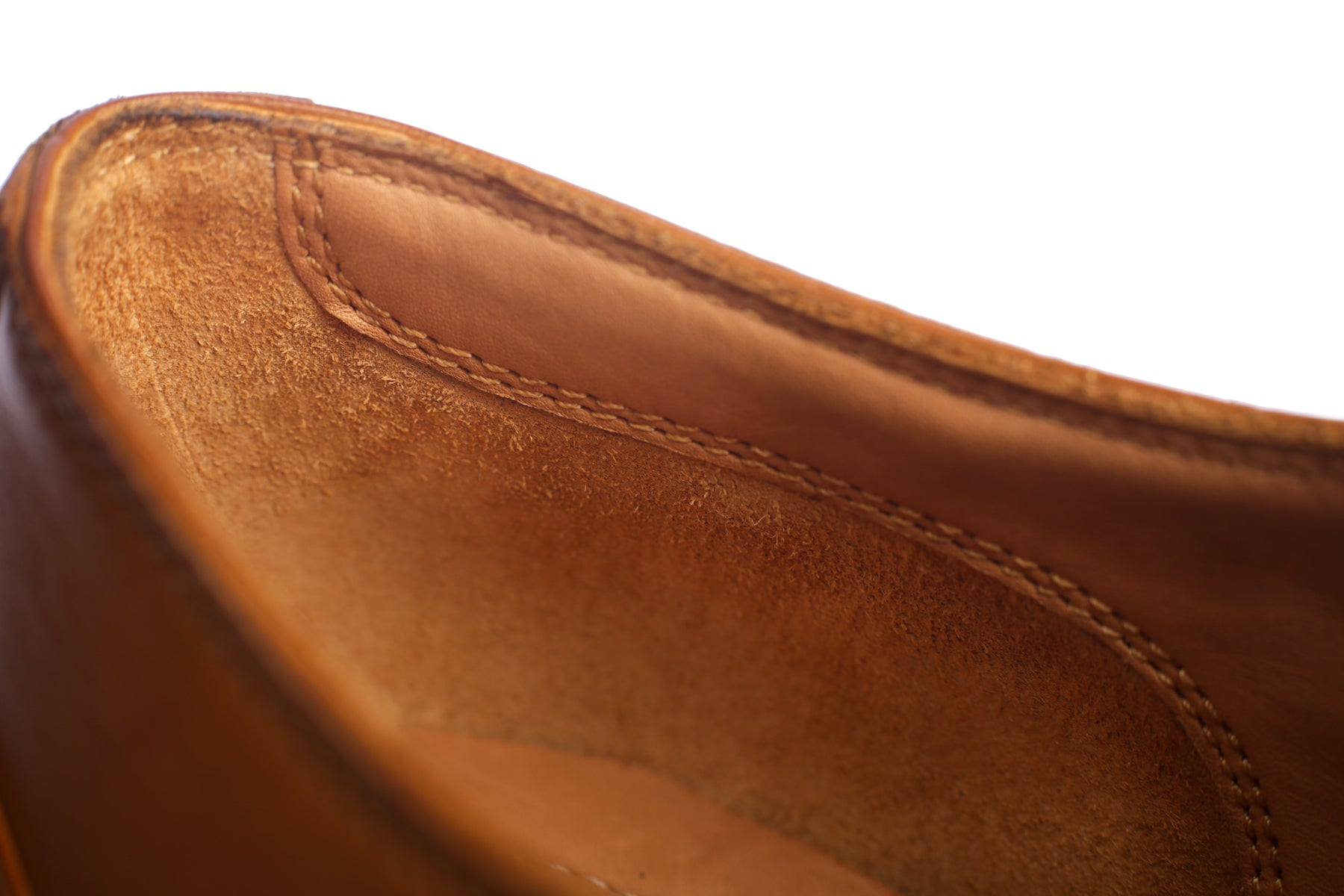 brown wingtip shoes