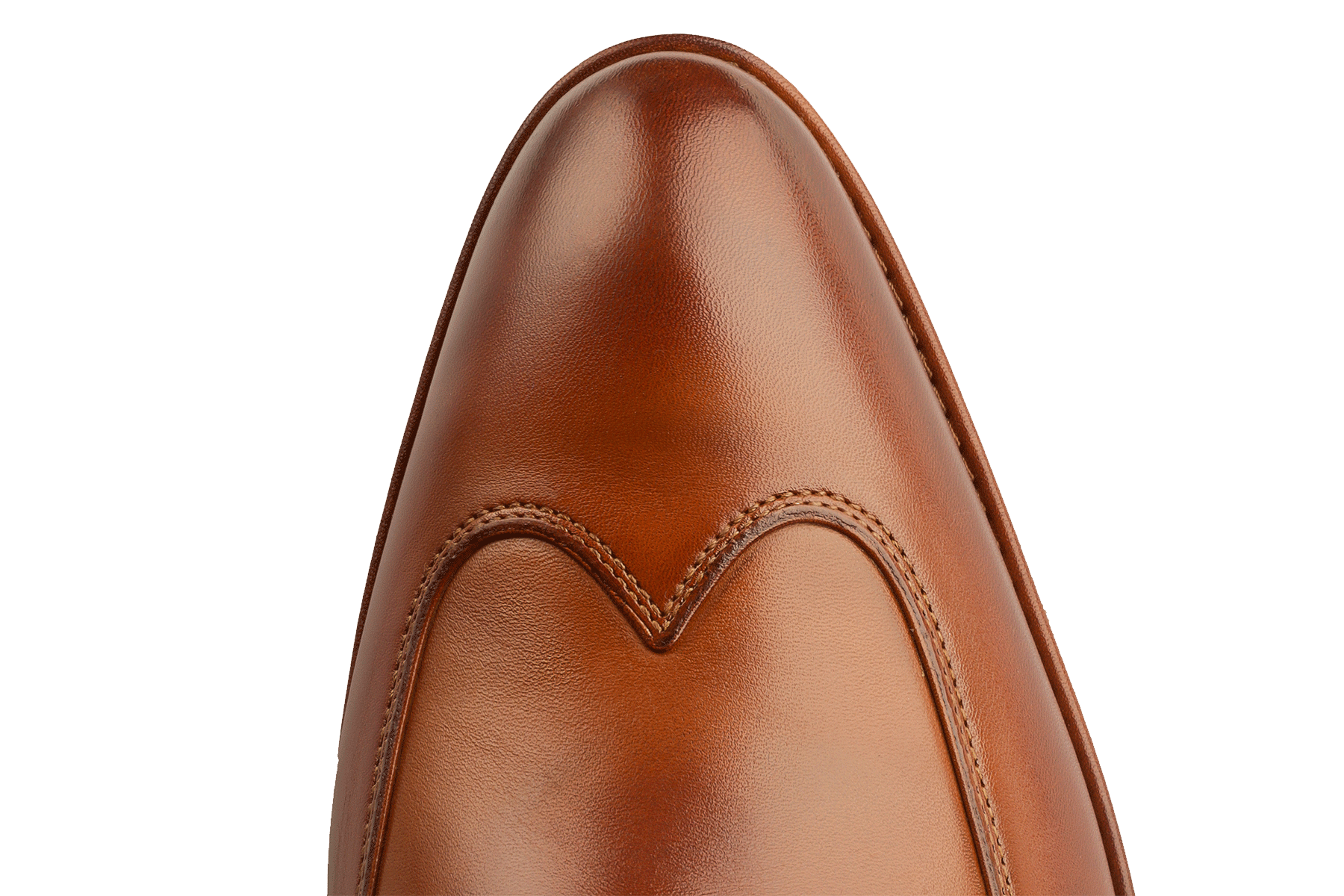 men brown wingtip