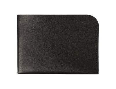 Men Black Leather Wallet