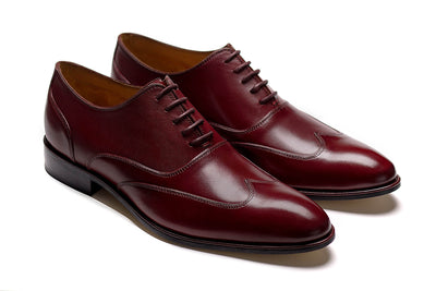 Cynosure Wingtip (Burgundy)