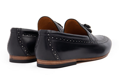 Borla Loafer (Black)