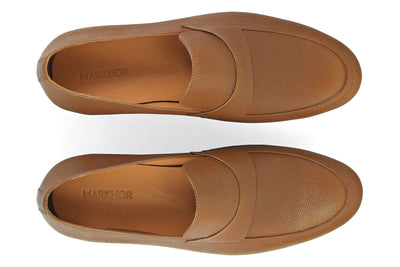 Novus Loafer (Pebble)