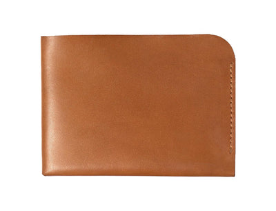 Men Bi-fold Wallet (brown)