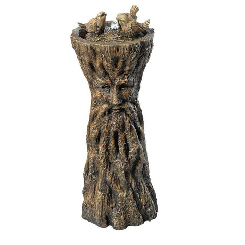 Design Toscano Outdoor Fountains Design Toscano Enchanted Forest Tree Ent Garden Outdoor Fountain SH382532