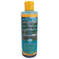 FountainsUSA 8 oz. (237 ml.) Fountec Garden Fountain Algaecide and Water Clarifier EC50008