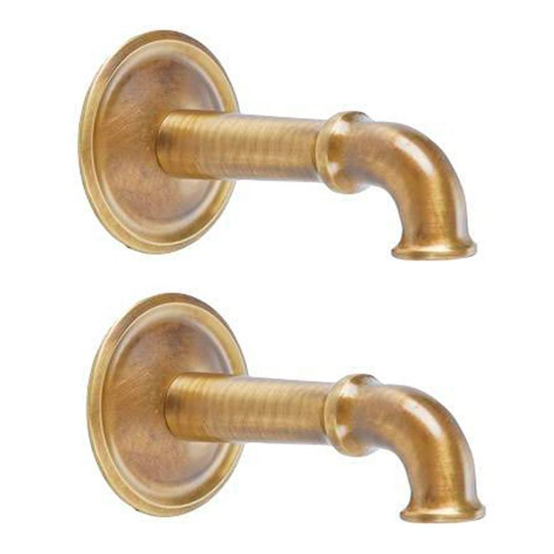 Giannini Garden Outdoor Fountains Firenze Water Spout GI-27 (Double-2) Giannini Garden Firenze Water Spout GI-27