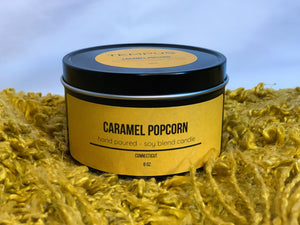Caramel Popcorn - TEMPUS Exclusive Scent