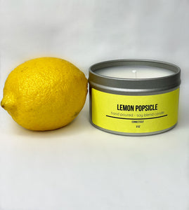 Lemon Popscicle