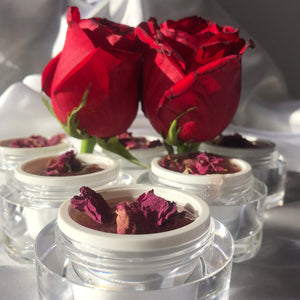 "NEW! ""LA YONI"" edible rose & aloe gel for Her"