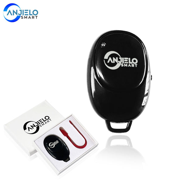 Anjielosmart Bluetooth Remote Control Wireless Controller Phone Camera Shutter