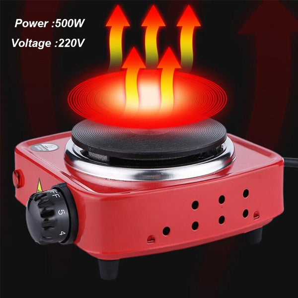 Anjielosmart electric Hot Plates Multifunction electric Cooking stove mocha coffee Tea Heater Chocolate Solid Melting Heater
