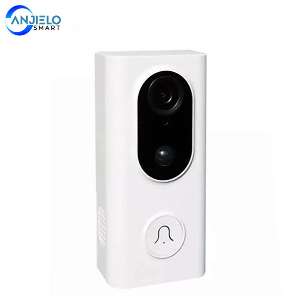 Tuya Smart Life App Wifi Wireless Video Door Phone Support Alexa & Google Home Doorbell Camera
