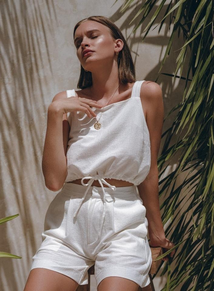 Grace Top and Shorts