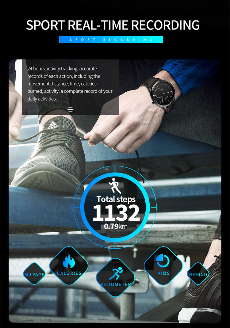 SKMEI 1510 Sports Smartwatch for Men w/ Bluetooth Supporting
