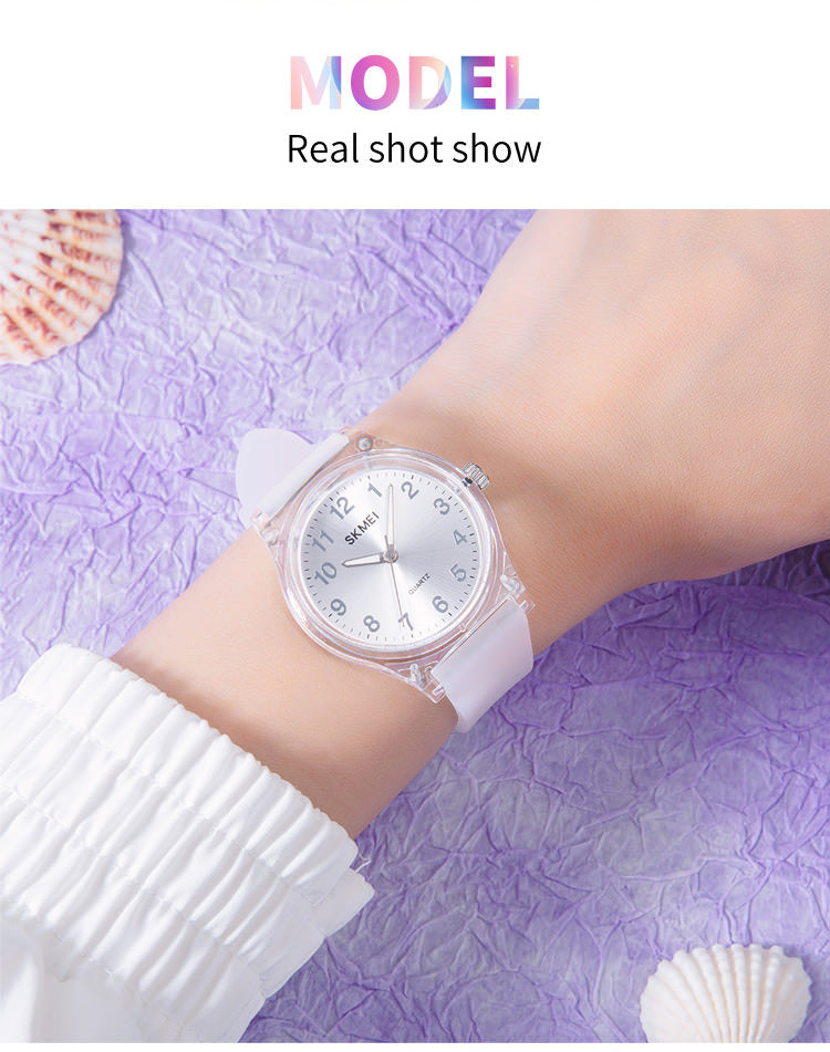 SKMEI 1760 Stylish Simple Watches for Small Wrists IP67