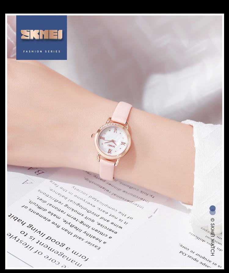 SKMEI 1769 Branded Watches for Women Small Wrist