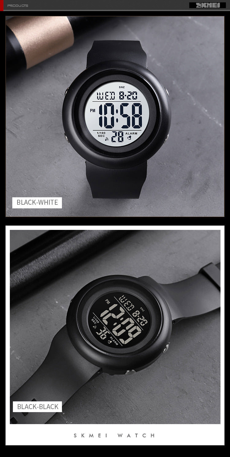 SKMEI 1786 Large Face Mens Watch