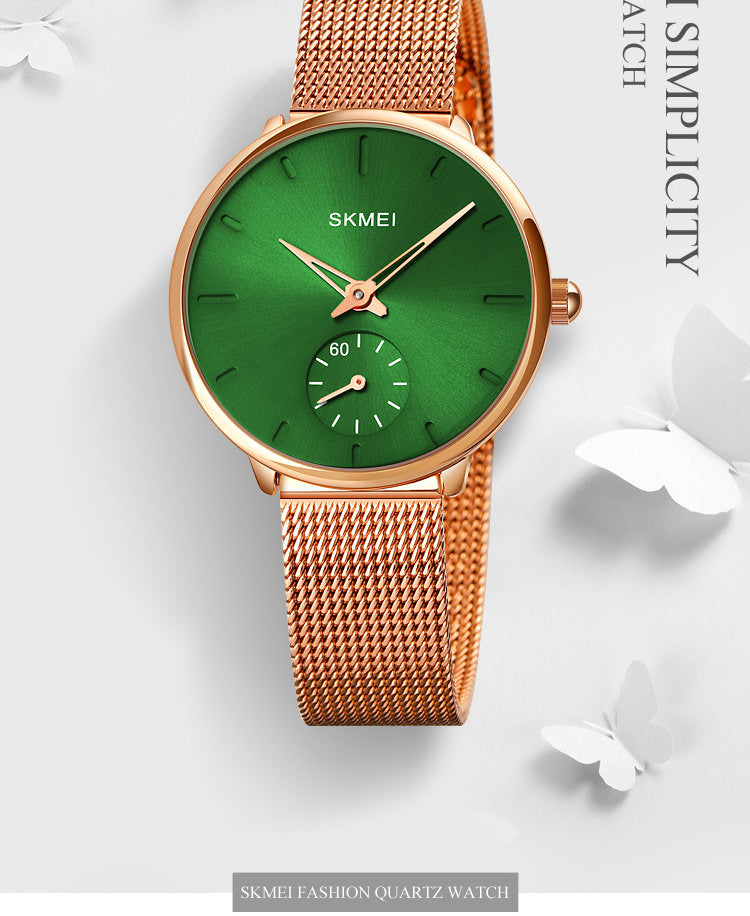 SKMEI 1791 Stylish Simple Watches for Women