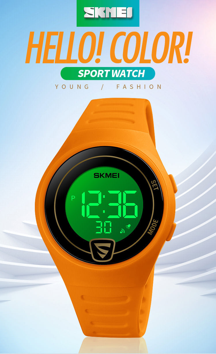 SKMEI 1798 Simple Fashion Sports Watch for Youth
