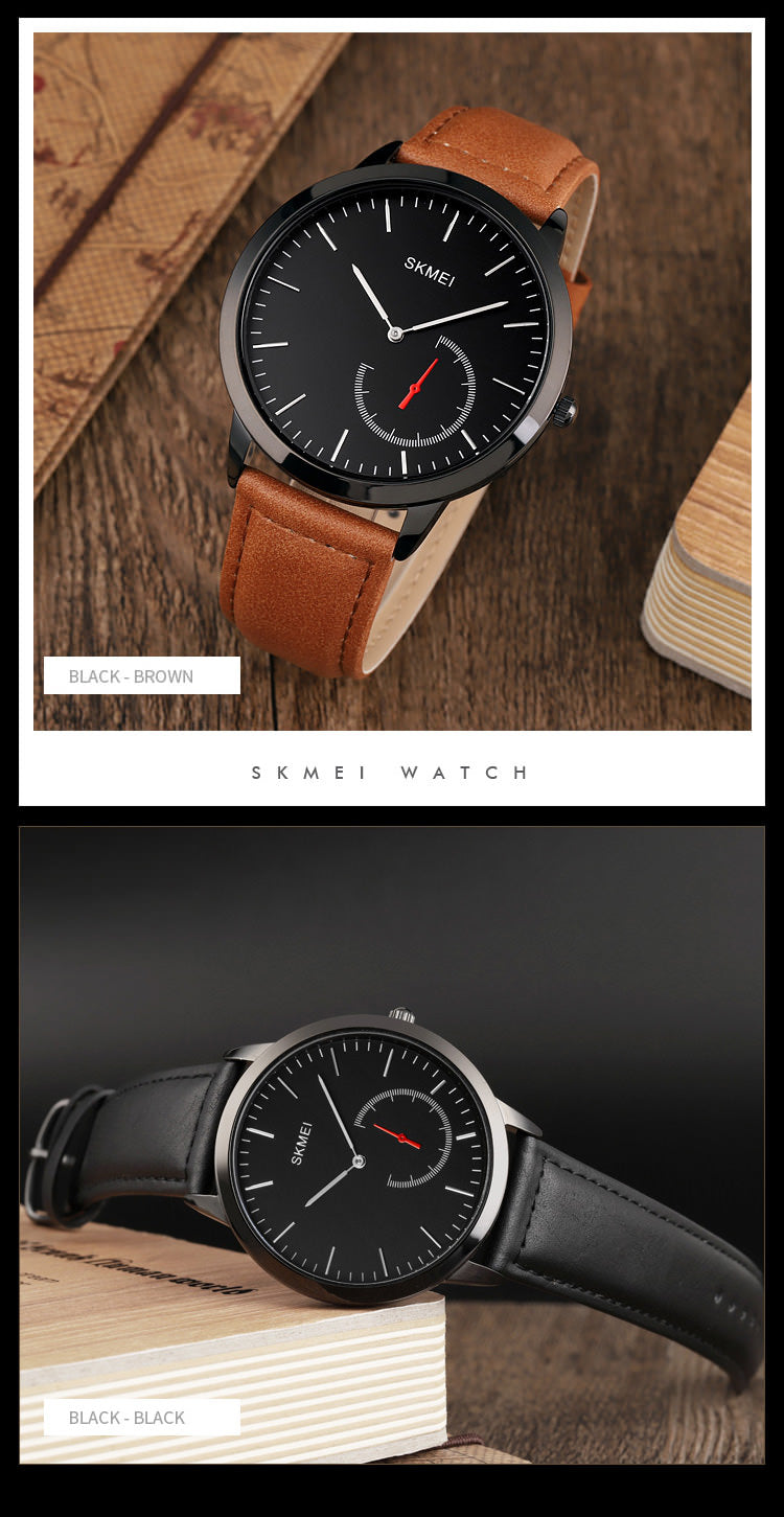 SKMEI 1676 Simple Watches for Men IP68
