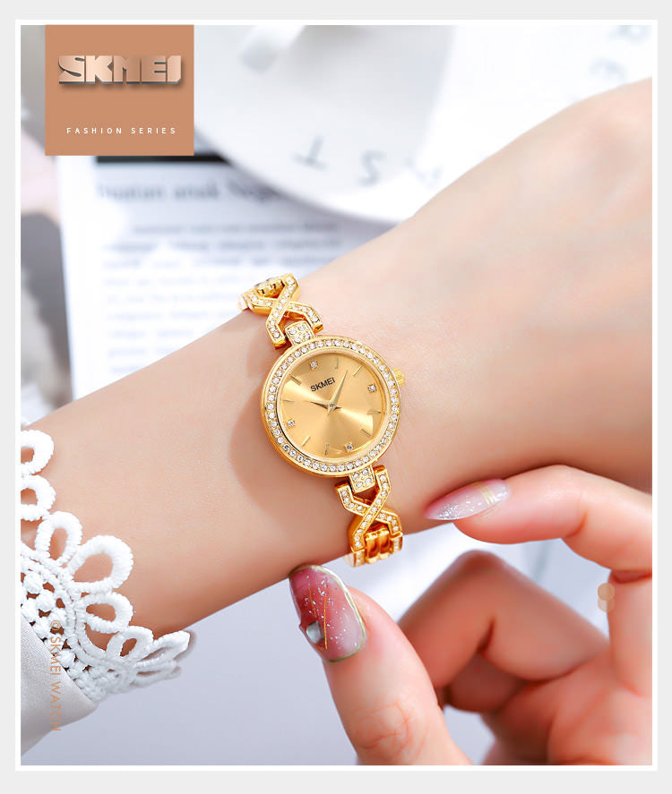 SKMEI 1738 Branded Watches for Women