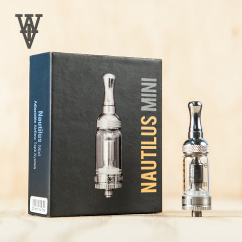 Aspire Nautilus Mini Clearomizer - Whole Vape Inc. - 1