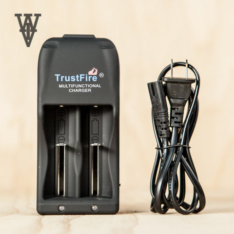 Trustfire TR-006 Dual Slot Charger - Whole Vape Inc.